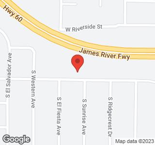 3415 West El Castile Street