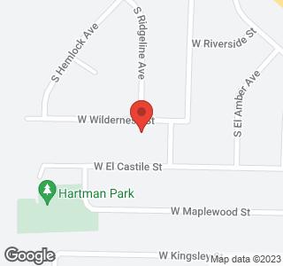 3752 West Wilderness Street