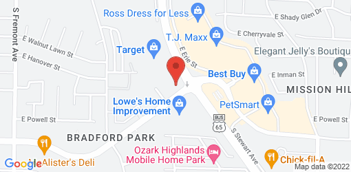 Directions to Applebee's Grill + Bar