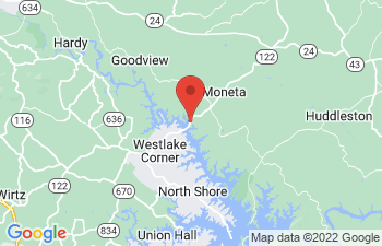 Map of Moneta