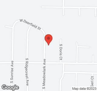 3344 South Meadowlark Avenue