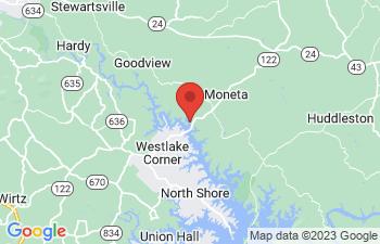 Map of Moneta