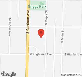 1719 South Maple Street