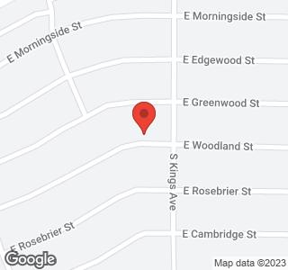 921 East Woodland Street