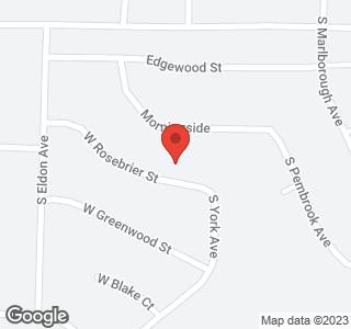 3771 West Rosebrier Street