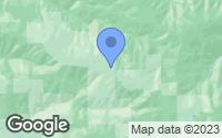 Map of Los Gatos, CA