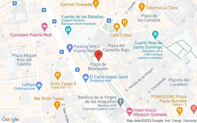 Administración nº13 de Granada