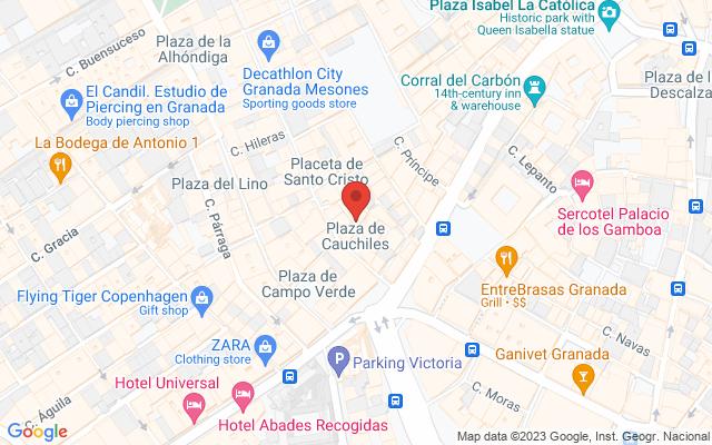 Administración nº3 de Granada