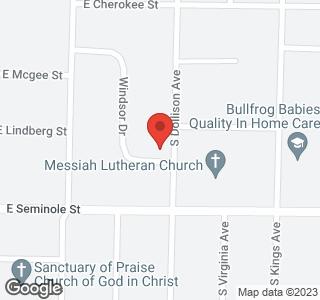 2111 South Dollison Avenue