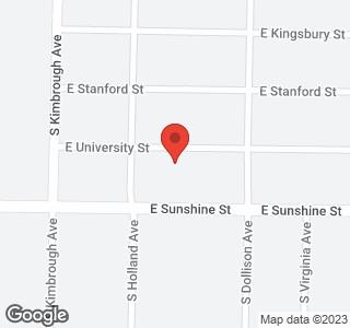 718 East University Street