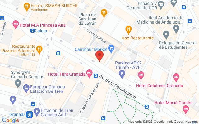 Administración nº18 de Granada