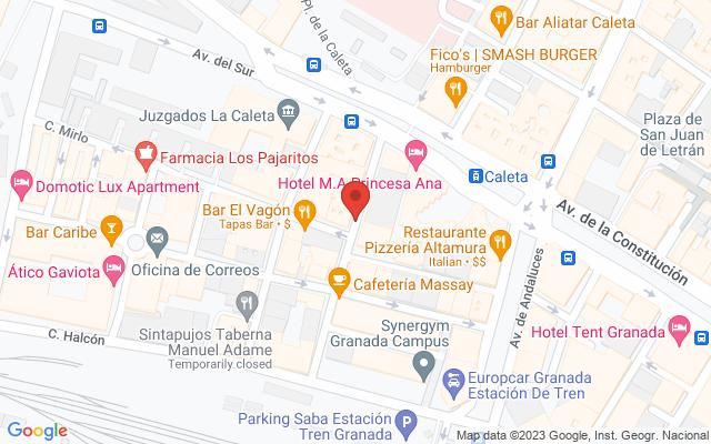 Administración nº34 de Granada
