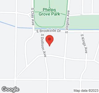 1462 South Dollison Avenue