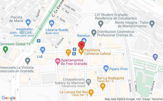 Administración nº31 de Granada