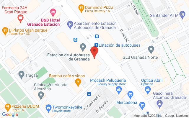 Administración nº36 de Granada