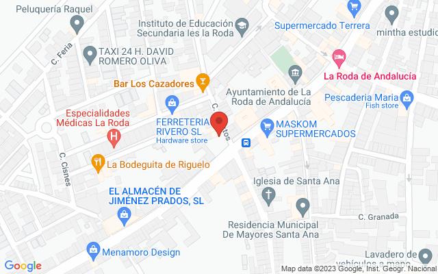 Administración nº1 de La Roda de Andalucia