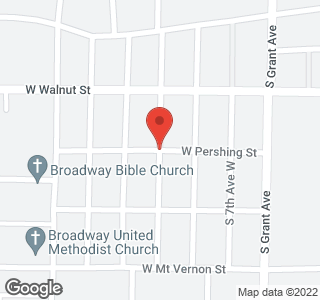 836 West Pershing Street
