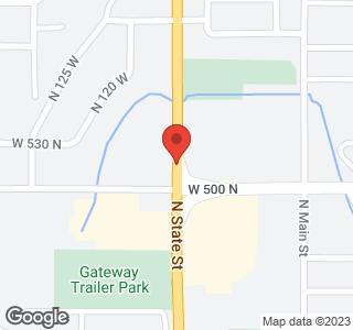 Corner 500 N. State St. ST
