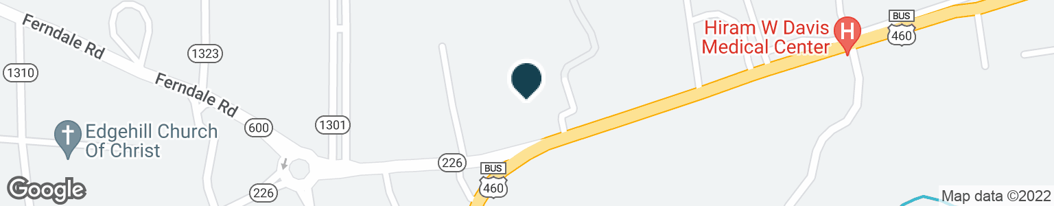 Google Map of26036 COX RD