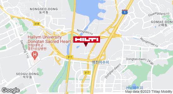 Get directions to 경기용인기흥배달센터
