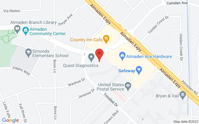 static image of 6489 Camden Ave, Suite 103, San Jose, California