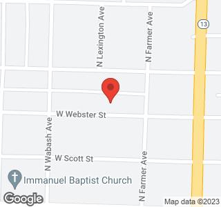 1729 West Webster Street