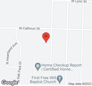 1201 North Fulbright Avenue