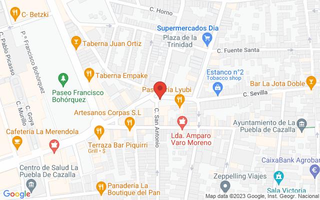 Administración nº1 de La Puebla de Cazalla