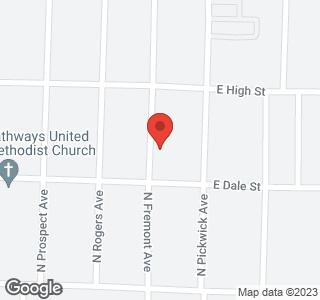 2116 North Fremont Avenue