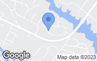 Map of Williamsburg, VA