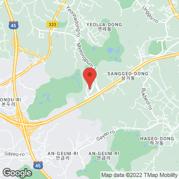 Map of Michael Kors Outlet at 460 Sanggeo-dong Yeoju-si, Yeoju, Gyeonggi-do 12646