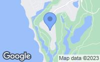 Map of Cape Charles, VA