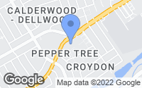 Map of San Jose, CA