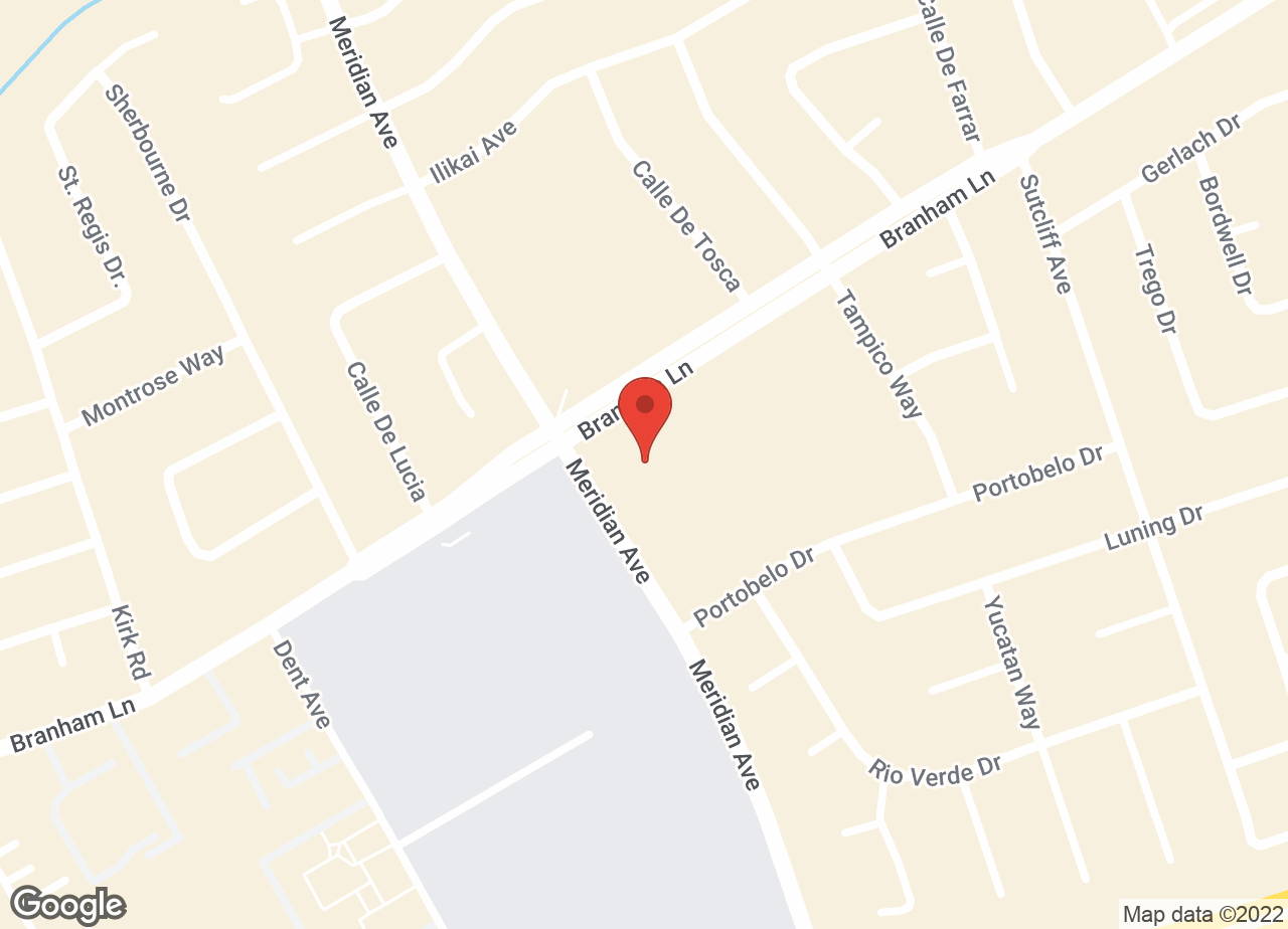 Google Map of VCA Pinnacle Animal Hospital