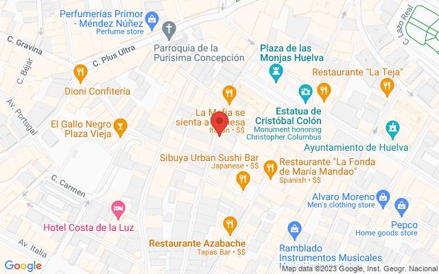 Administración nº1 de Huelva