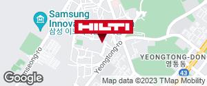 Get directions to 수원영통매탄524