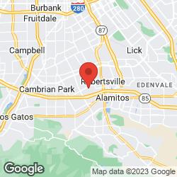 Almaden Oaks Community Center on the map