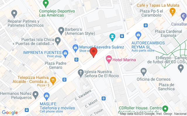 Administración nº14 de Huelva