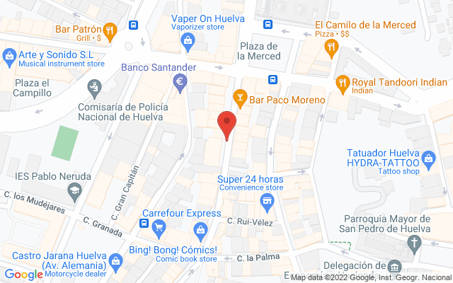 Administración nº7 de Huelva