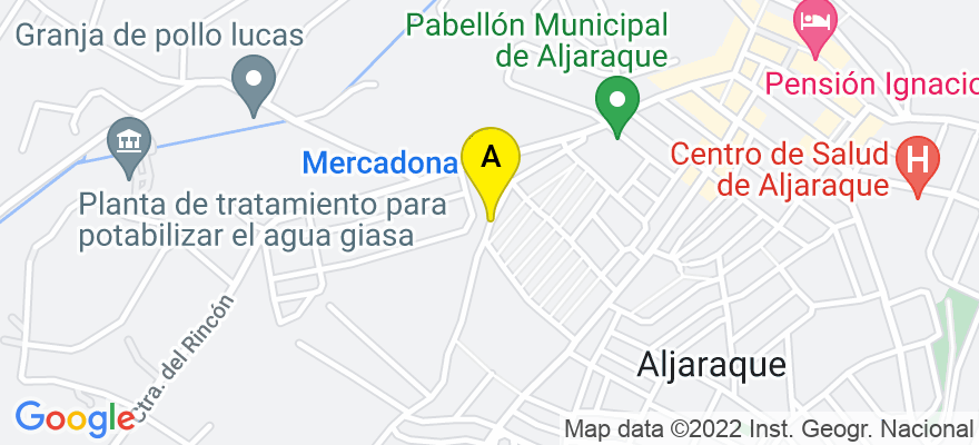 situacion en el mapa de . Direccion: Calle Costa RICA NÚMERO 15 A, 1º B, 21110 Aljaraque. Huelva