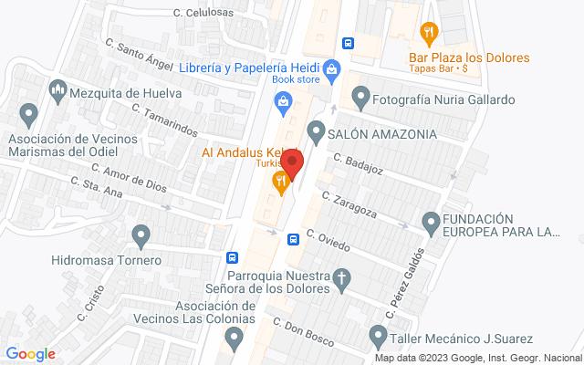 Administración nº16 de Huelva