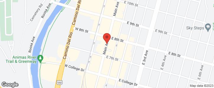 752 Main Avenue Durango CO 81301