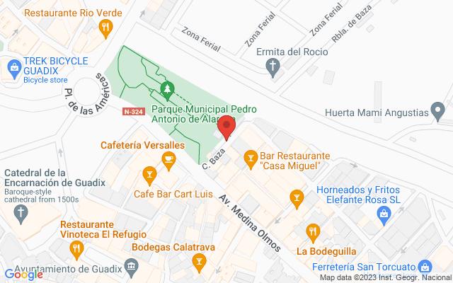 Administración nº2 de Guadix