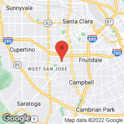 Silicon Valley Massage Therapy Group on the map