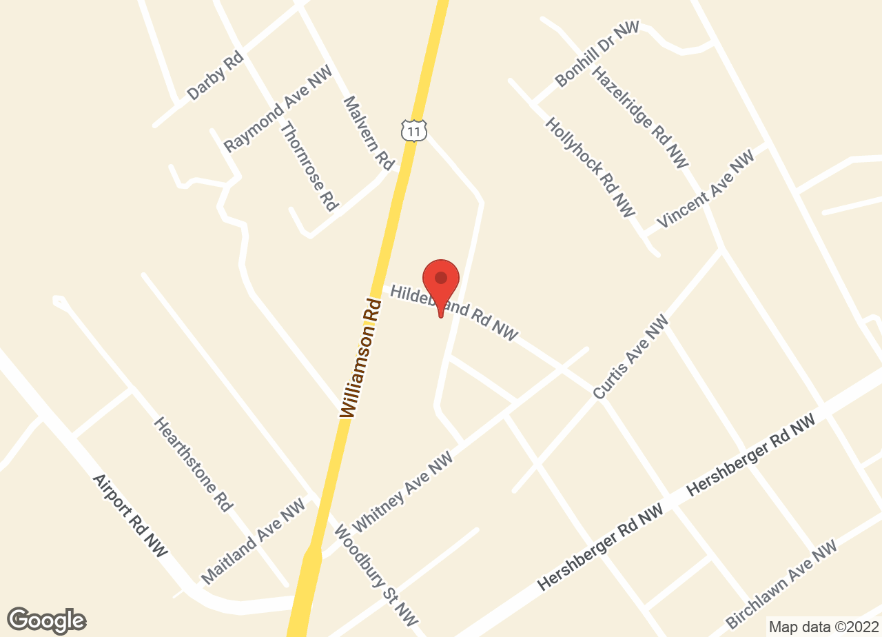 Google Map of VCA Valley Animal Hospital