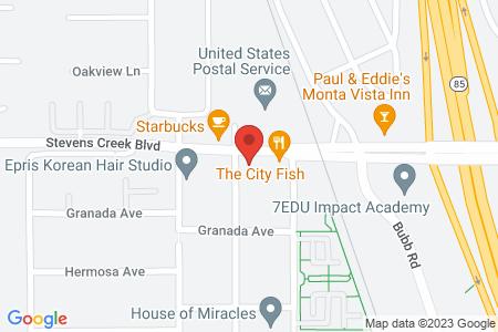 static image of21710  Stevens Creek Blvd, Suite 101, Cupertino, California