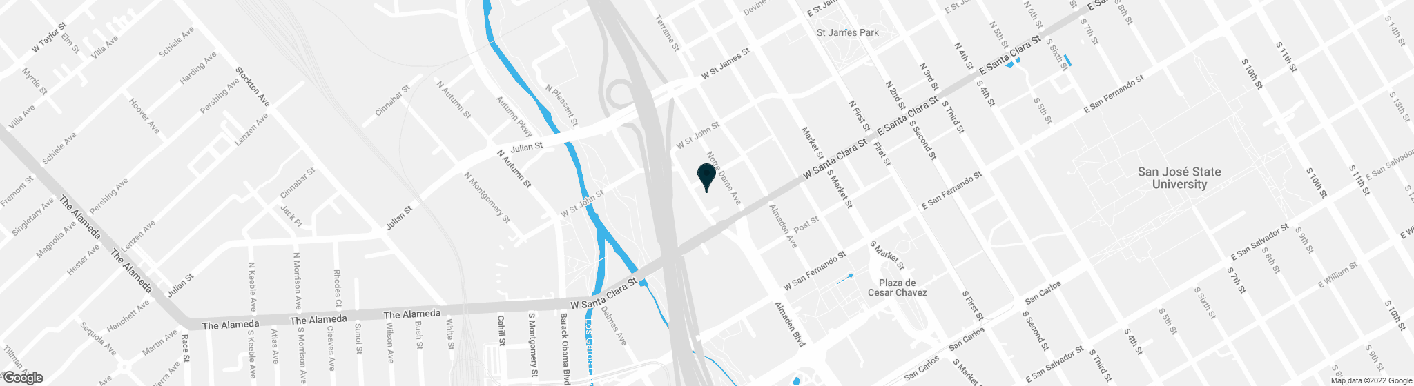 38 Almaden #1800 San Jose CA 95110