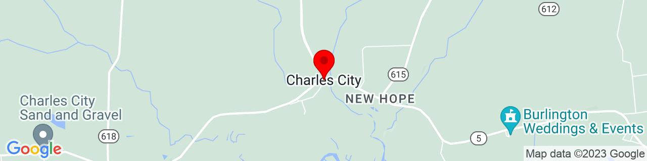 Google Map of 37.34389060000001, -77.071268