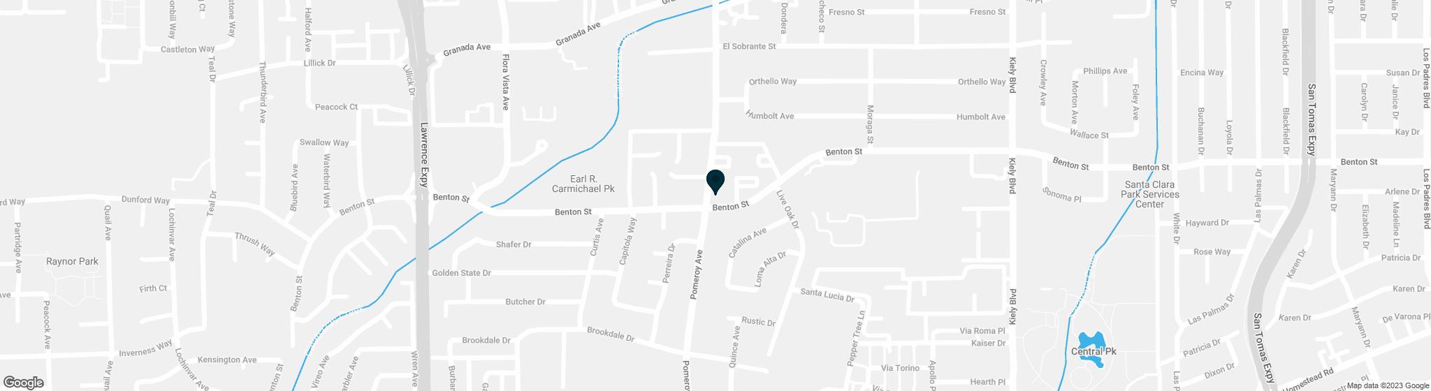 3289 Benton Santa Clara CA 95051