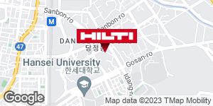힐티코리아 ㈜ 서울영업소
